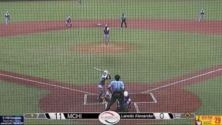 MCHI Vs Laredo Alexander Baseball Regional Quarterfinals Game 2