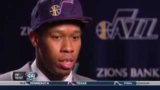A conversation with rodney hood