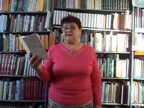 Изображение предпросмотра прочтения – ТатьянаПолякова читает произведение «Ты помнишь? В нашей бухте сонной...» А.А.Блока