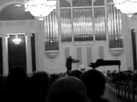 "Sergei Stadler - Ysaye Sonata No.2  "" Les Furies"""