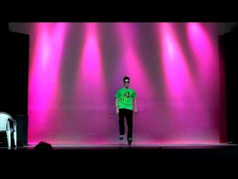 Show Giuria - Spoke & Nunux - Rewind finale Roma - EDG