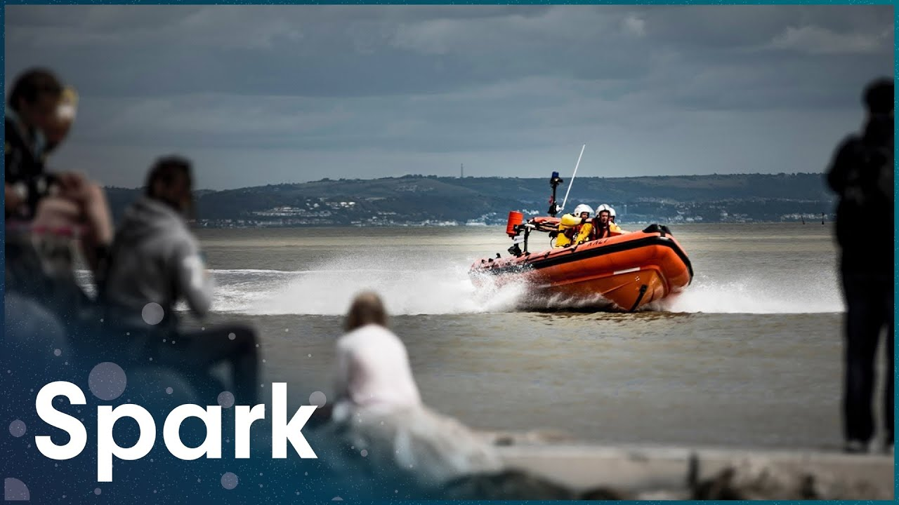 What Happens In An Emergency Situation At Sea | How Cities Work | Spark