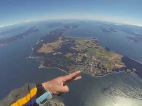 skydiving whidbey Island