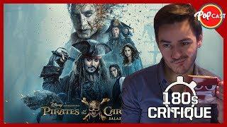 Pirates des Caraïbes: La vengeance de Salazar - Critique 180s