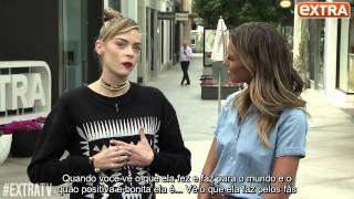 Jaime King revela o porquê de ter escolhido Taylor Swift como sua madrinha [LEGENDADO]
