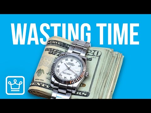 15 Things You Are WASTING Your Time With