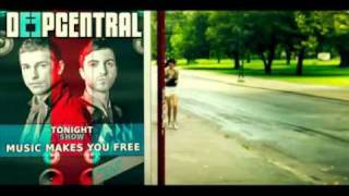 Deepcentral - Music Makes Me Free (Official Video Teaser)