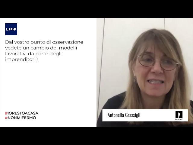 Nuovi modelli lavorativi - Antonella Grassigli (Doorway)