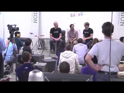Founders@Google presents: Mission Bicycle Co