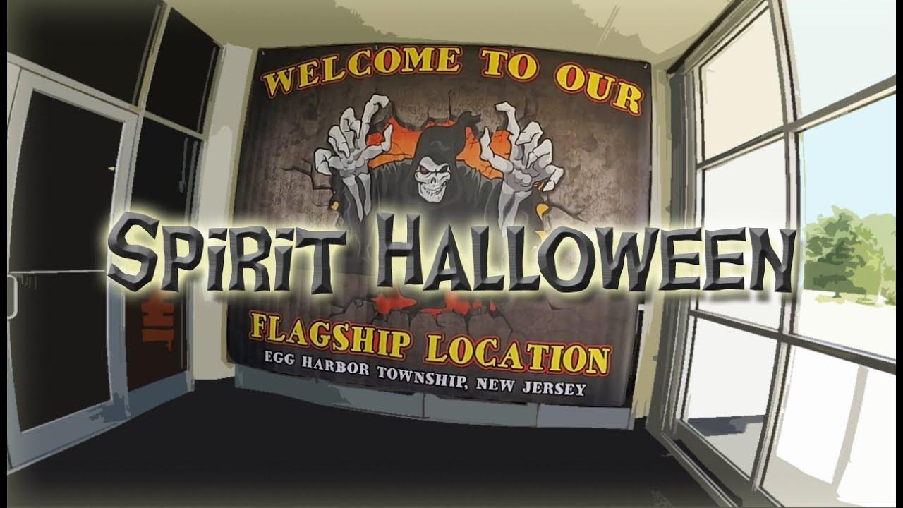 spirit halloween took me to atlantic city day 1 2 - Halloween Store New Jersey