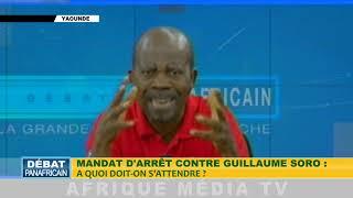 MANDAT D'ARRET CONTRE GUILLAUME SORO LA REACTION DE DRANCOIS BIKORO SUR AFRIQUE MEDIA