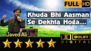 Khuda Bhi Aasmaan Se Jab Zameen Par Dekhta Hoga by Javed Ali Performance - Hemantkumar Musical Group