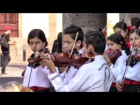 Guadalajara, Jalisco, Mexico - (1/2) Escuela de Mariachi / Mariachi School Concert, 9 December 2019