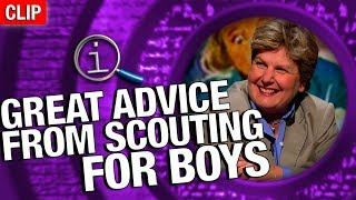 QI | Great Advice From Scouting For Boys