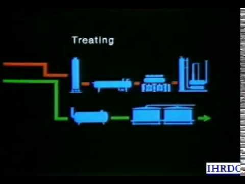 Gas Treatment and Compression