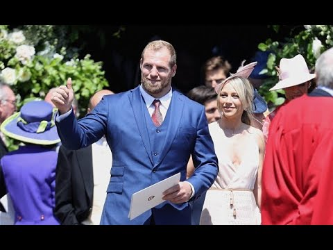 James Haskell defended by Dai Young after attending royal wedding