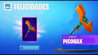 NEW FREE PICO in Fortnite for VOTE IN THE STORE!