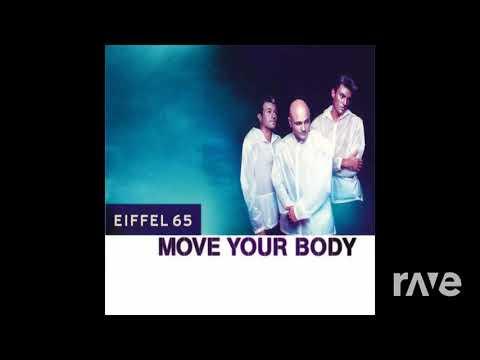 Blue Is Your Body - Eiffel 65  remix