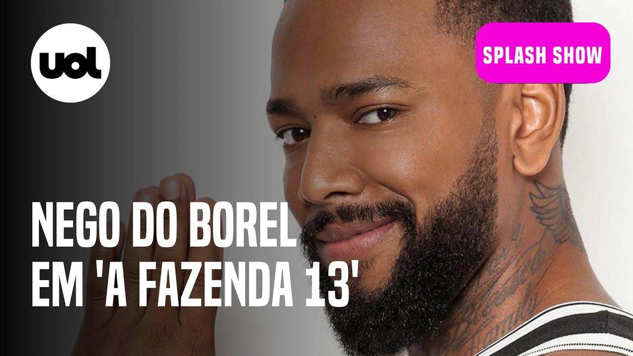 Chico Barney sobre Nego do Borel: 'A Fazenda' pode funcionar como rehab' - YouTube