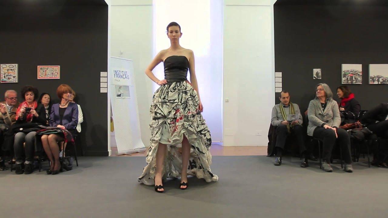 Sfilata di moda riciclare nutrire tollerare expo 2015 for Liceo di moda milano