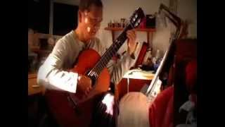 Rieng Mot Goc Troi - Ngo Thuy Mien -  Guitar arrgd. by Vo Ta Han  played by Long Nguyen