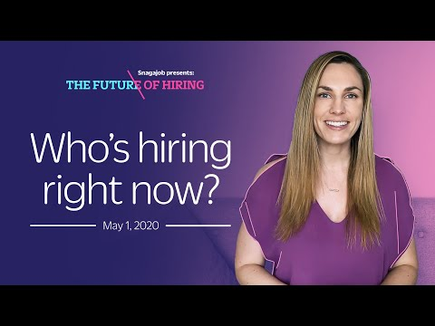 The Future Of Hiring: Who's Hiring For Warehouse Jobs
