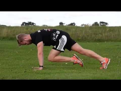 Obstacle Racing Workout