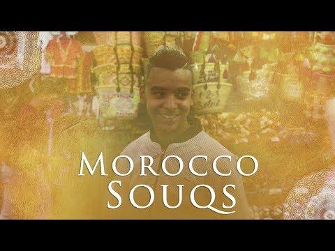 Explore Africa: Morocco's Souqs
