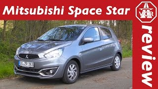 2016 Mitsubishi Space Star 1.2 Mivec ClearTec - In Depth Review, Full Test, Test Drive