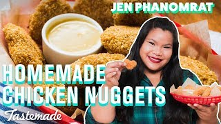 Homemade Chicken Nuggets I Good Times With Jen