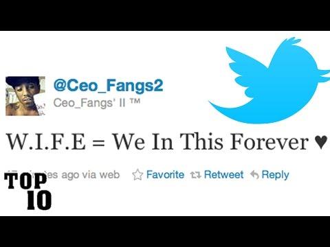 Top 10 Dumbest Tweets - Part 8
