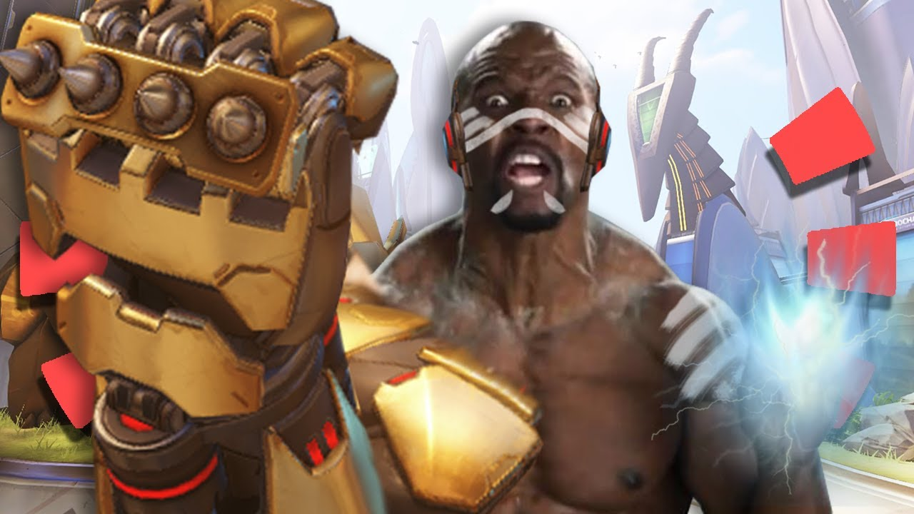 Overwatch - DOOMFIST'S GIFT - YouTube