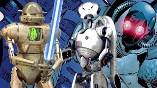 The Force-Sensitive Droids That Fought for the Jedi and Republic - Iron Knights Explained