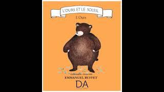 LIVRE AUDIO - L'Ours - L'ours et le soleil - Contes pour enfants