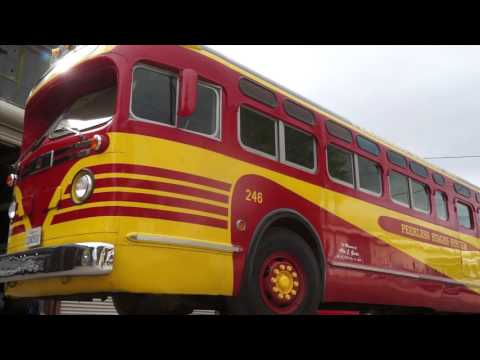 USA Pacific Bus Museum: Classic Restos Series 33