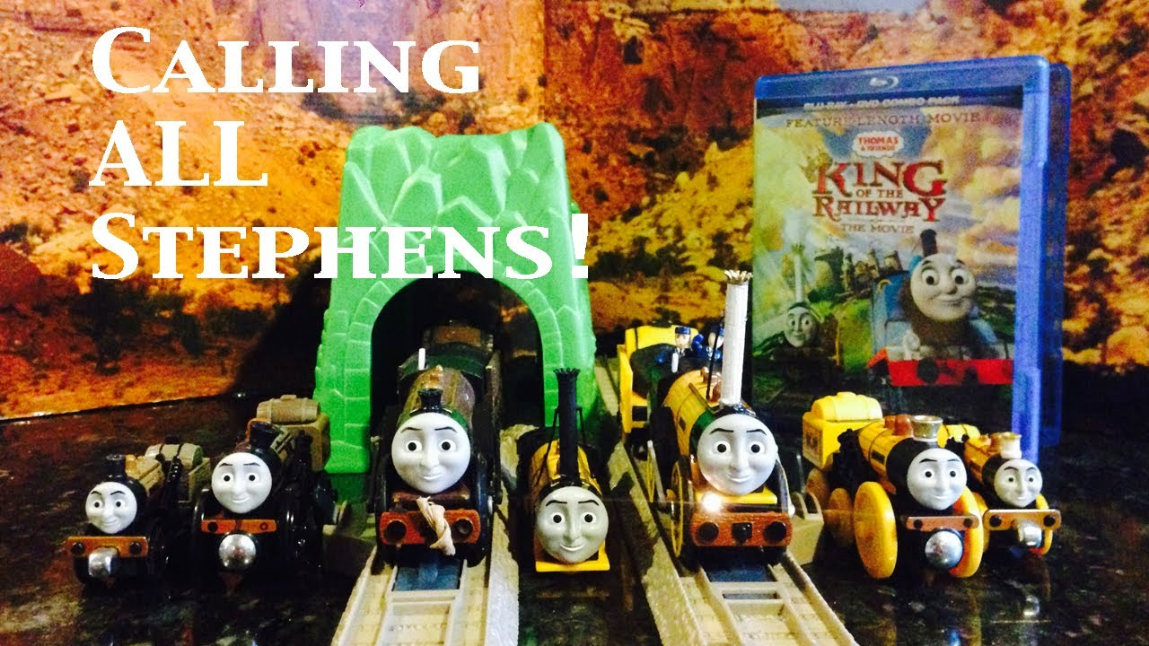 Thomas And Friends Trackmaster Village Calling All