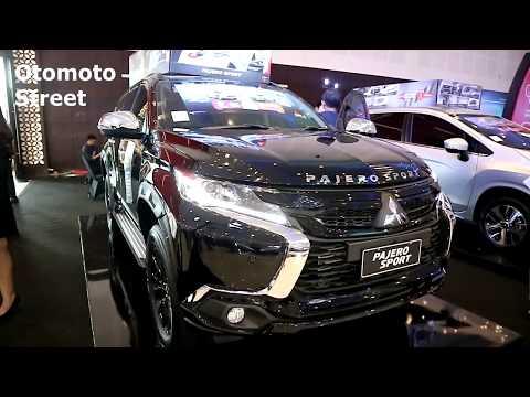 New Mitsubishi Pajero Sport Dakar 2020 ,Black Colour ,Exterior And Interior