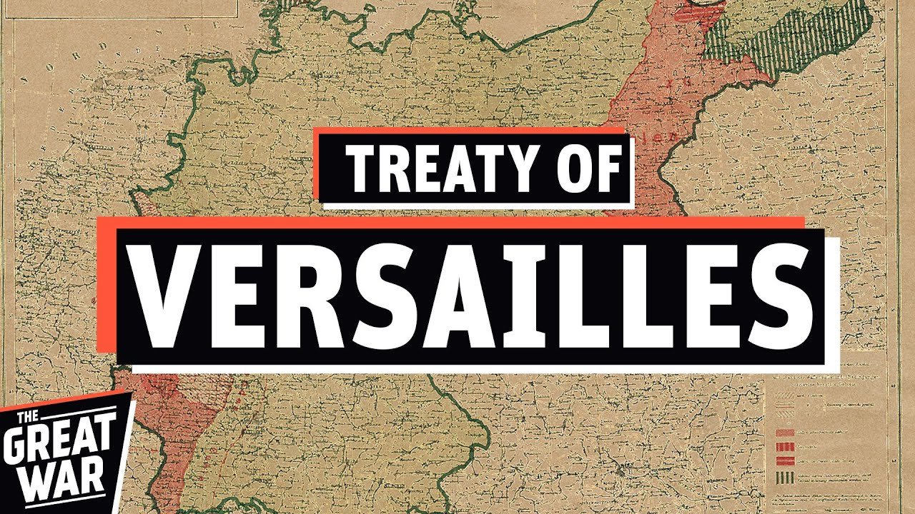 Map Of Germany 1919.Just Peace Or Day Of Dishonor The Treaty Of Versailles I The Great War June 1919
