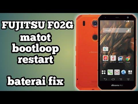fujitsu-f02g-bootloop-matot-modif-baterai