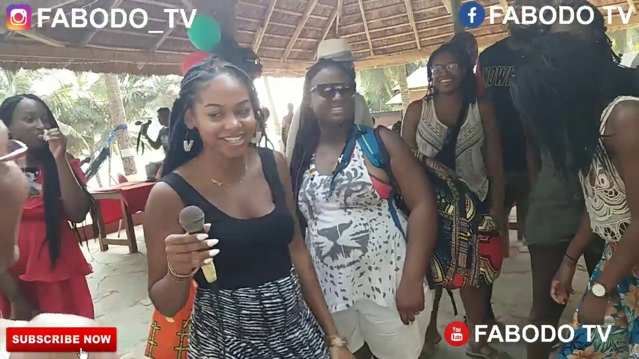 kwanzaa (Part 2) -  African Americas celebrate Kwanzaa in Ghana    Uniting all African Diaspora.
