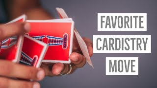Learn My FAVORITE Cardistry Move