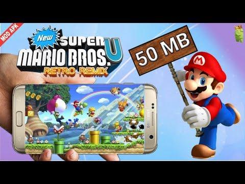 SUPER MARIO BROS 2 HD (MOD)