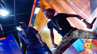 Eric Omondi up to no good? #10Over10