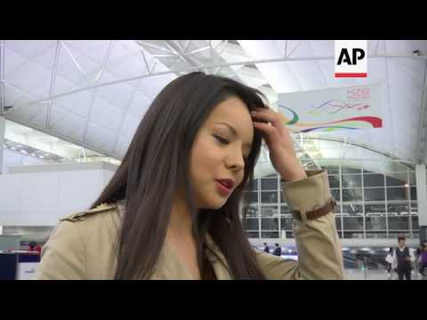 Miss World Canada denied entry to China