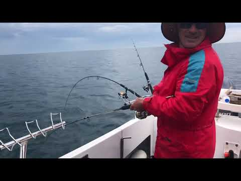 Guided Fishing Trip With Matt Cini In Port Phillip Bay