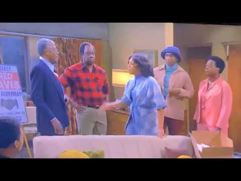 John Amos, Tiffany Haddish, Viola Davis, Andre Braugher: Good Times On Live Before A Studio Audience