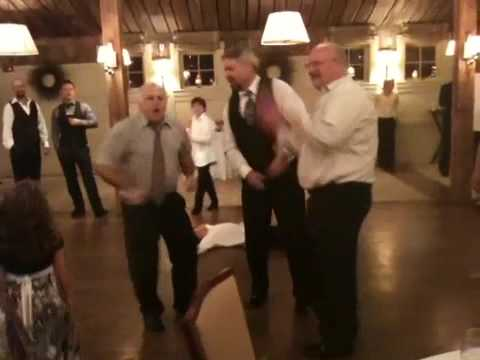 Singing Trio at Brozo Wedding Travel Video