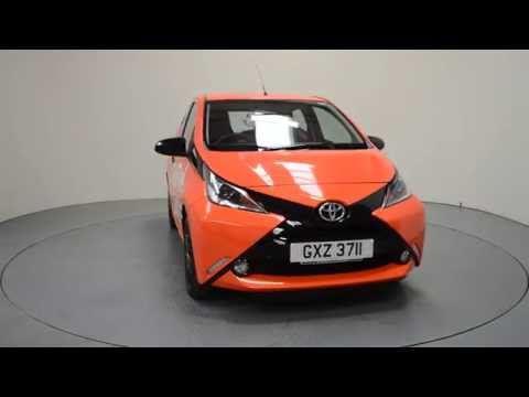 2014 Toyota Aygo X-Cite | Used Cars for Sale NI | Shelbourne Motors NI | GXZ3711