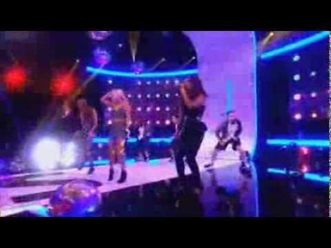 Surprise Surprise | The Saturdays perform 'Disco Love' | ITV