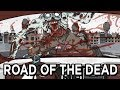 Fahrunterricht mit Zombies - Road of the Dead Gameplay German